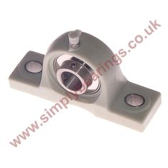 could be perfect light weight and does the job just cant find the price just yet Series Thermo-Plastic Plummer / Pillow Housings: Supplied with a fully sealed stainless steel bearing insert fitted in the plastic housing which has pre-fitted anti crush stainless steel inserts in the bolt hol