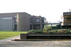 Churchill College, Cambridge Grade II Listed in 1993