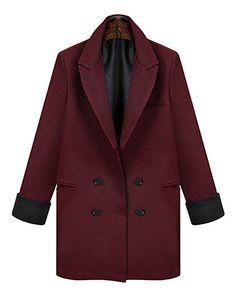 ebfedaaa583 Women s Casual   Daily Vintage Regular Blazer