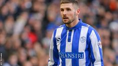 Sheffield Wednesday sign Norwich City striker Gary Hooper for an undisclosed fee on a three-and-a-half-year deal. Sheffield Wednesday, Motorcycle Jacket, Football, Sports, Jackets, Sign, Tops, Fashion, Moda