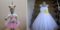 We make beautiful tutu dresses and sets for all occasions and baby clothes and acc. All our products are hand made with lots of love and care by us and we only use the best quality for our products. Tutu Dresses, Flower Girl Dresses, Handmade Clothes, Fairytale, Girl Outfits, Boutique, Elegant, Wedding Dresses, Baby