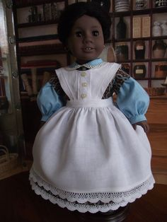 American Girl Addy 1850s Civil War Dress and by VintiqueDesigns, $120.00