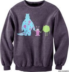 Monsters inc. Sweatshirt