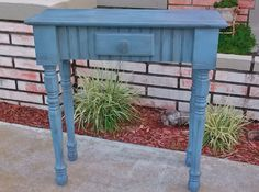 Entry Tables For Small Spaces entry or hallway table, console, small space furniture, farmhouse