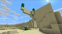 Orphea2012 Youtube et Minecraft: Les constructions aléatoires en sable tiennent sur...