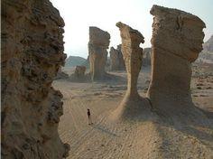Dashte Lut Desert - Iran