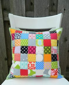 Pillow idea from- s.o.t.a.k handmade