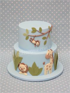 Jungle Cake -- love this