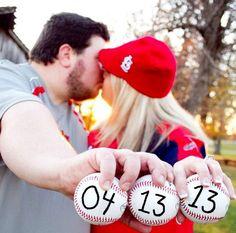 I like the baseball idea! Couple Stuff, Couple Pics, Cute Couple Pictures, Senior Pictures, Cute Couples Photography, Couple Photography, Nature Photography, Baseball Boyfriend, Get A Boyfriend