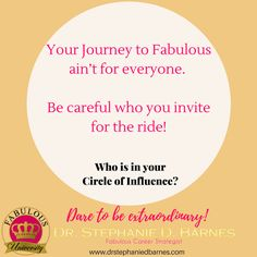 You might need to stop and allow some passengers to exit!  Take the right people along for the ride! #fabulousuniversity