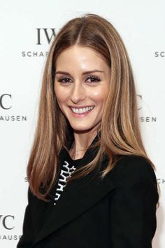 Olivia Palermo Has Exactly 6 Hair Highlights -- The Cut