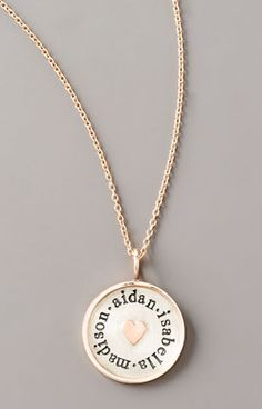Personalized with your kid's names. #lovethis