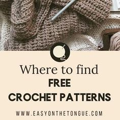 Free Easy Knit Square Pattern to Make a Quick Throw. The pattern is easy enough for a beginner and interesting for a seasoned knitter! Free Knitting, Free Crochet, Knit Crochet, Easy Crochet, Knitted Squares Pattern, Crochet Patterns, Good Books, Quiet Books, Square Patterns
