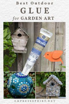 Outdoor Crafts, Dyi Crafts, Glue Crafts, Outdoor Art, Outdoor Projects, Outdoor Ideas, Adult Crafts, Fabric Crafts, Outdoor Decor