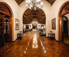 The quaint four-star Kleinkaap Boutique Hotel in Centurion, Pretoria, was inspired by the fairest Cape and exudes the beauty and elegance typical in this region of South Africa.