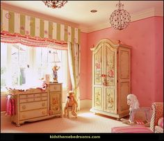 nursery wallpaper scenes | ... - Beatrix Potter themed nursery-kids themed bedroom decorating ideas