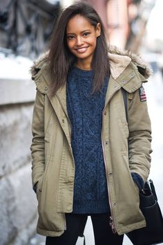 Supermodel Malaika Firth shares her spicy holiday pasta recipe.