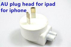 au USB Wall Charger Plug head For iPad for Mac laptop for MAC book.