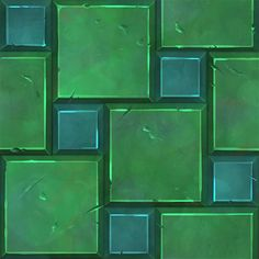 Hand painted tileable textures created in photoshop. 3d Texture, Tiles Texture, Game Textures, Textures Patterns, Cthulhu, Web Design, Game Design, Texture Painting, Paint Texture