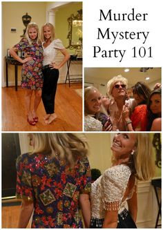 Murder Mystery Party 101 | How to host a Murder Mystery Party