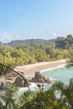 The Best Beaches in The World: 40 reasons to start planning your winter getaway ASAP. Most Beautiful Beaches, Beautiful Places, Coastal Country, Beach Pink, Summer Beach, Jamaica Vacation, Costa Rica Travel, Tropical Beaches, Beaches In The World