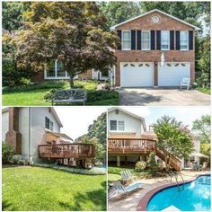 """Well-loved home offered """"as is"""" for convenience of seller. Pre-estate sale showings now. Updated kitchen with breakfast area opens to family room with fireplace and sgd to large deck and gorgeous pool in private fenced yard. Lower level with full bath, rec room and storage also opens to patio and pool. Master br with adjoining nursery/office,   3 brs and 2 full baths. Prefer Hazelwood Title. Contact me today to see this property.Helen L. Flynn, MEd. MSW- Senior Relocation Strategist…"""