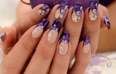 Cute Nail Art Designs, Art Addiction, Healthy Nails, Cute Nails, Make Up, Pretty, Blog, Beauty, Nail Ideas