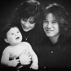 "Valerie Bertinelli on Instagram: ""40 years ago my life changed forever when I met you. You gave me the one true light in my life, our son, Wolfgang. Through all your…"" Eddie Van Halen, Emotional Messages, David Lee Roth, When I Met You, Valerie Bertinelli, Best Guitarist, Music Pics, Steven Tyler"