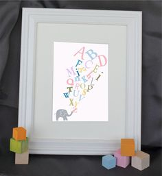 CUTE nursery art!!