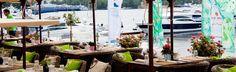"""Restaurant """"Vodny» - Royal Yacht Club"""