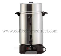 West Bend Party Coffee Urn 100 Cup for Sale Coffee Uses, Fresh Coffee, Coffee Brewer, Coffee Maker, Coffee Percolator, Coffee Coffee, Coffee Pod Storage, West Bend, Coffee Filters