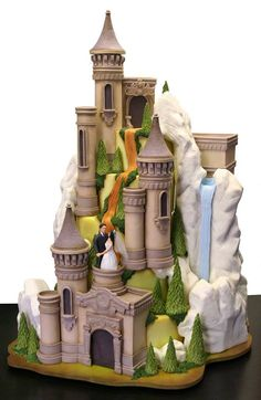 Mike's Amazing Cakes. Castle