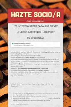 HAZTE SOCIO/A