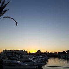 #pordosol #sunset #marinadevilamoura #vilamoura #algarve #jun016