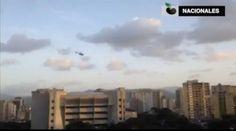 Venezuela hunts rogue helicopter attackers, Maduro foes suspicious