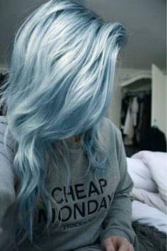 cabelo azul turquesa - Pesquisa Google
