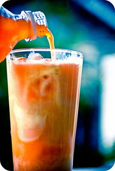 244 / like an orange dream in a tall glass by Tonya Doughty @Flickr