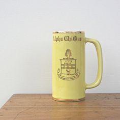 Alpha Chi Omega mug