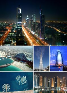::Dubai, United Arab Emirates - is so beautiful::