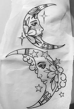 Pin de shawnda edwards em toni moon coloring pages, sun, moon drawings e mo Doodle Tattoo, Tattoo Drawings, Art Drawings, Free Adult Coloring, Printable Adult Coloring Pages, Moon Coloring Pages, Coloring Books, Mushroom Images, Moon Drawing