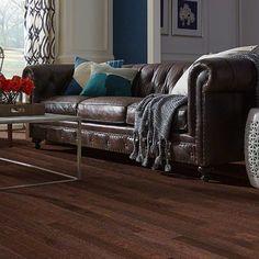 Albero Valley Paradise Random Width Solid Oak Hardwood Flooring in Cool Breeze