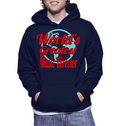 World's Greatest Music Director Hoodie