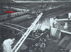 Olympic -  Images from the Titanic research & Modeling Association Forum Archive