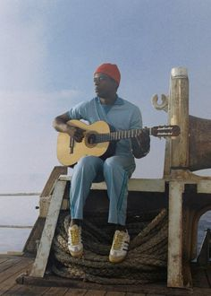 Seu Jorge - The Life Aquatic with Steve Zissou