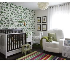 Love Love this Nursery from Houzz!