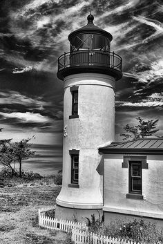 Admiralty Head Lighthouse  Historic Landmark by MScottPhotography, $50.00 #whidbeyisland, #pugetsound, #lighthouse #theartisangrop