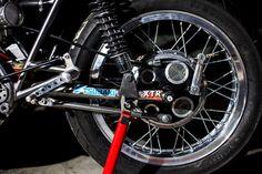 XTR Pepo Ducati 860GT Racer. #Ducati #CafeRacer #Ducati860GT