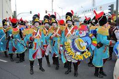 Grupo Mascarada Carnaval: Los Simplones y una murga femenina, novedades para...