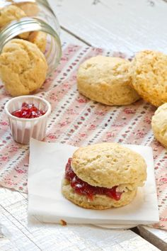 Snacks Cuisine: Scottish Scones Scottish Scones