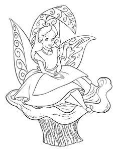 Disney coloring page